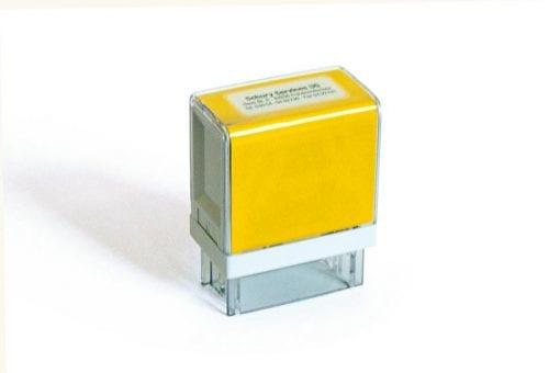 Stempel Micro für Impfbuch